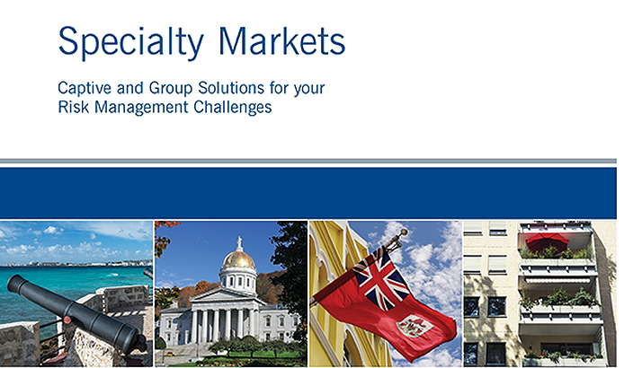 Specialty Markets Business Overview