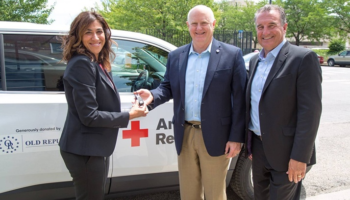 Old Republic Risk Management Partners With American Red Cross With